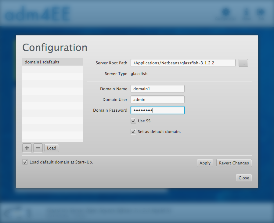 ConfigurationView